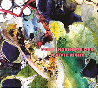 LARRY OCHS - Ochs / Robinson Duo : A Civil Right cover