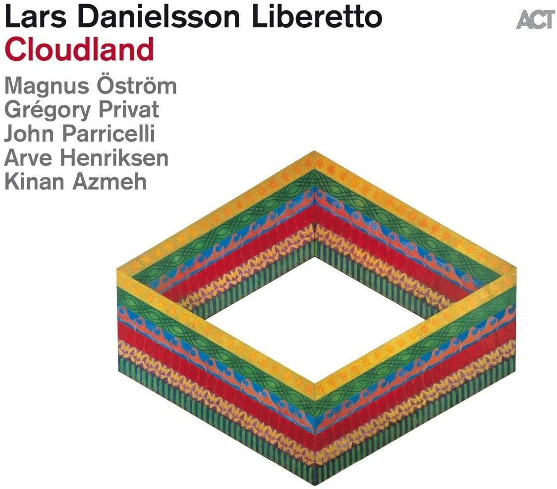 LARS DANIELSSON - Cloudland cover