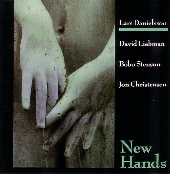 LARS DANIELSSON - New Hands cover