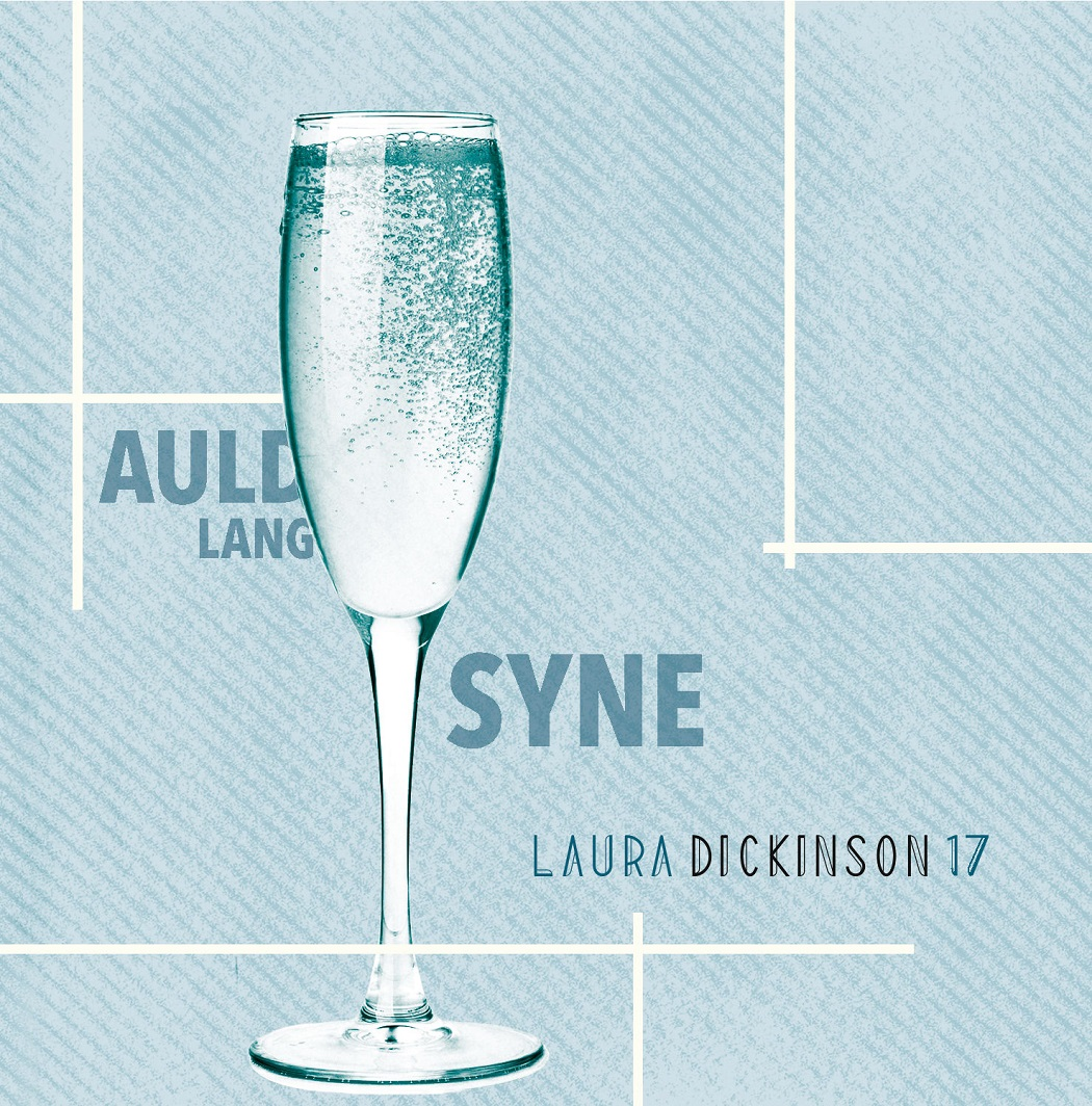 LAURA DICKINSON - Auld Lang Syne cover