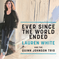 LAUREN WHITE - Ever Since The World Ended cover