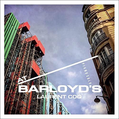 LAURENT COQ - At Barloyds cover
