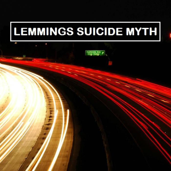 LEMMINGS SUICIDE MYTH - Lemmings Suicide Myth (2015) cover