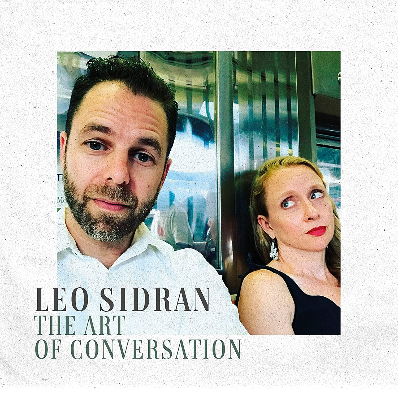 LEO SIDRAN - The Art of Conversation cover