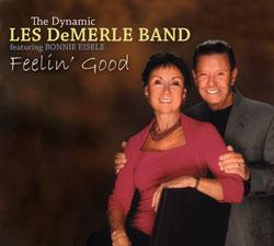 LES DEMERLE - Feelin' Good cover