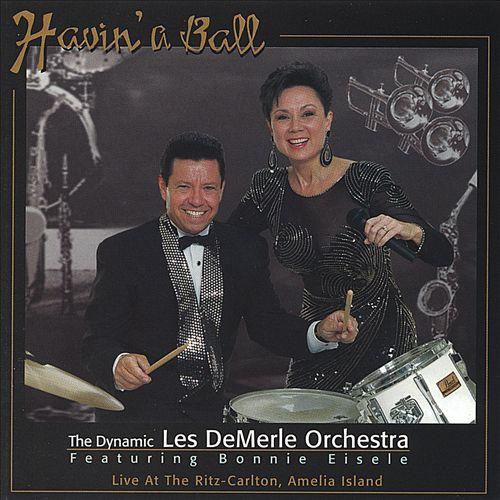 LES DEMERLE - Havin' a Ball cover