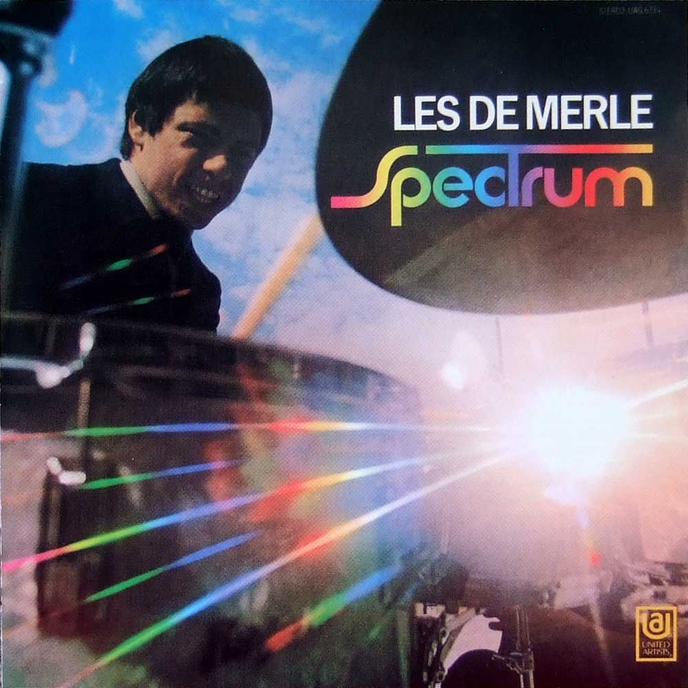 LES DEMERLE - Spectrum cover