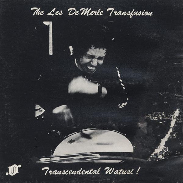 LES DEMERLE - Transcendental Watusi cover