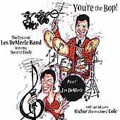 LES DEMERLE - You're the Bop! A Jazz Portrait cover