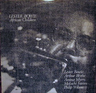 LESTER BOWIE - African Children cover