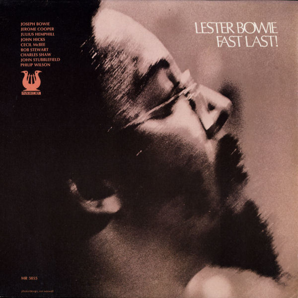 LESTER BOWIE - Fast Last! (aka Hello Dolly) cover