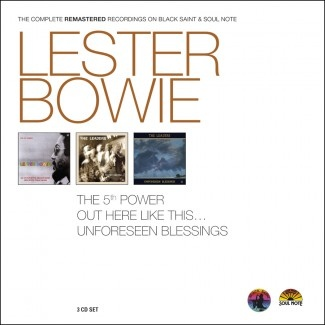 LESTER BOWIE - The Complete Remastered Recordings on Black Saint & Soul Note cover