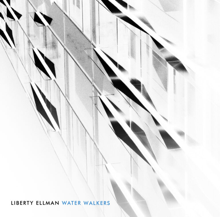 LIBERTY ELLMAN - Water Walkers cover