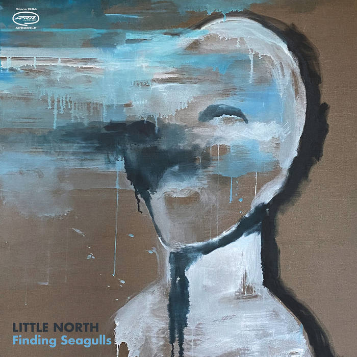LITTLE NORTH - Finding Seagulls cover