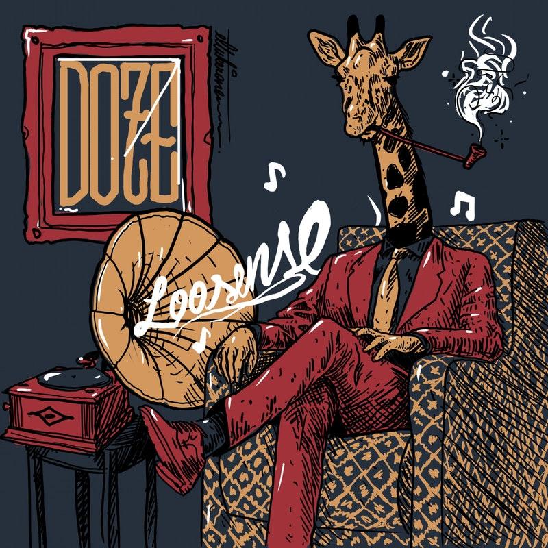 LOOSENSE - Doze cover