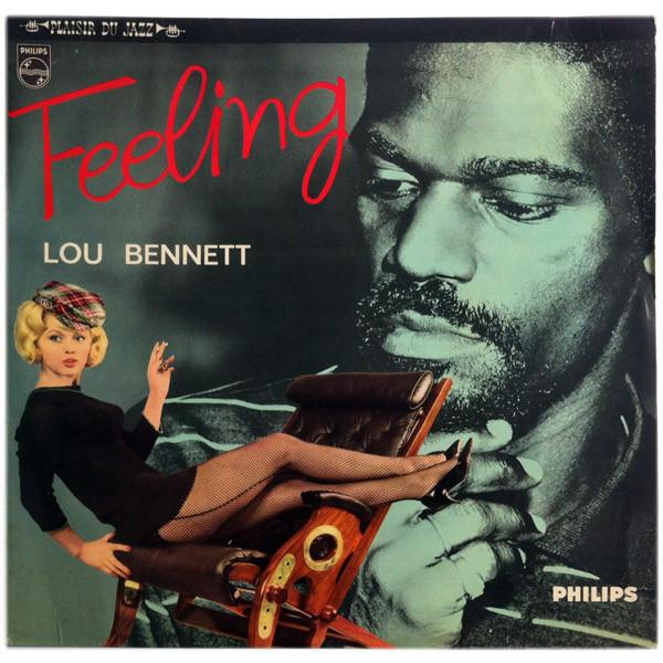 LOU BENNETT - Pentacostal Feeling (aka Jazz in Paris) cover