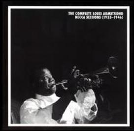 LOUIS ARMSTRONG - The Complete Louis Armstrong Decca Sessions (1935-1946) cover