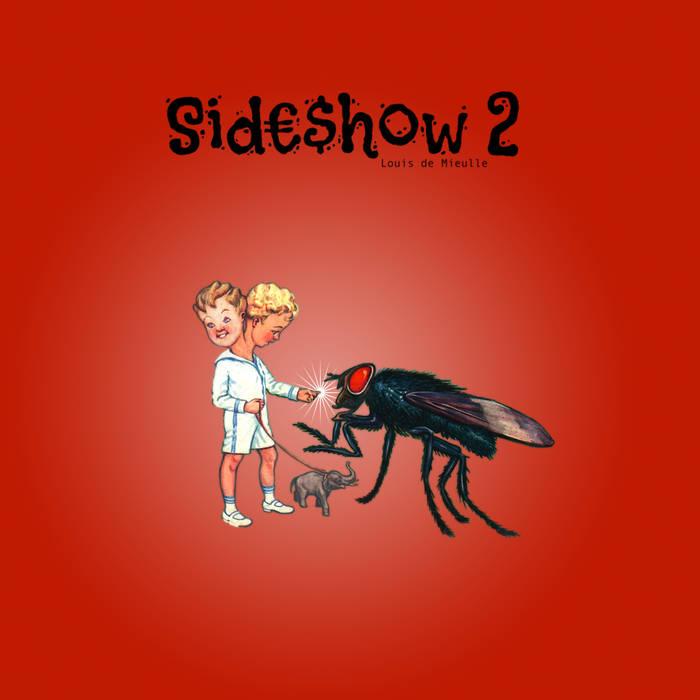 LOUIS DE MIEULLE - Sid€show 2 cover