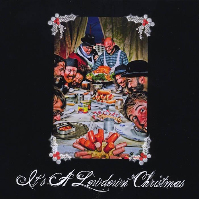LOWDOWN BRASS BAND - It's a LowDown Christmas! cover