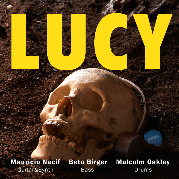 LUCY - Lucy cover
