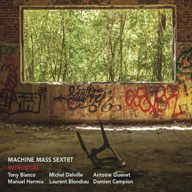 MACHINE MASS - Machine Mass Sextet : Intrusion cover