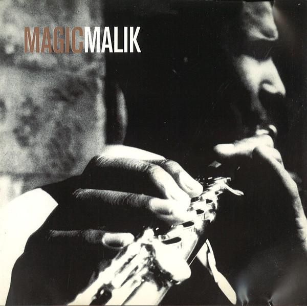 MAGIC MALIK - HWI Project cover