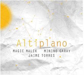 MAGIC MALIK - Altiplano cover