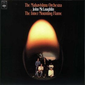 MAHAVISHNU ORCHESTRA - The Inner Mounting Flame cover