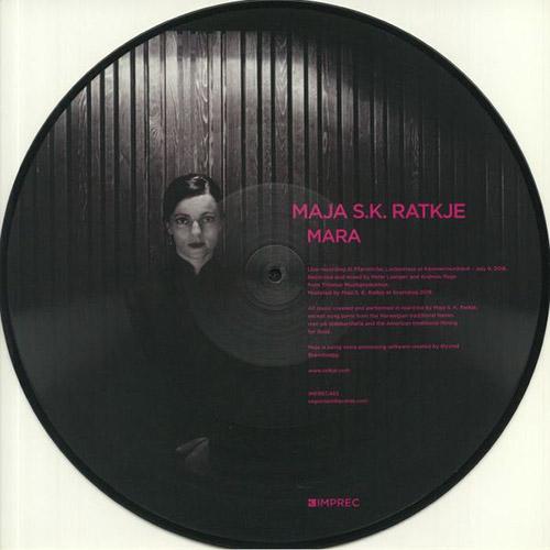 MAJA RATKJE - Mara cover