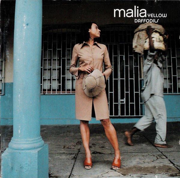 MALIA - Yellow Daffodils cover