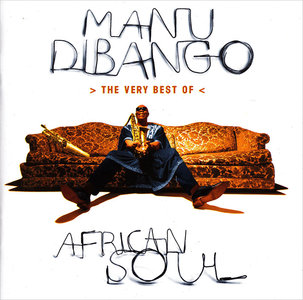 MANU DIBANGO - African Soul: The Very Best Of cover