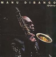 MANU DIBANGO - Afrijazzy cover