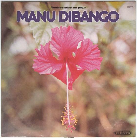 MANU DIBANGO - Anniversaire Au Pays cover