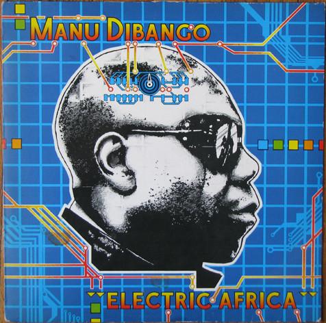 MANU DIBANGO - Electric Africa cover