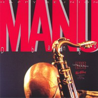 MANU DIBANGO - La Fete A Manu cover