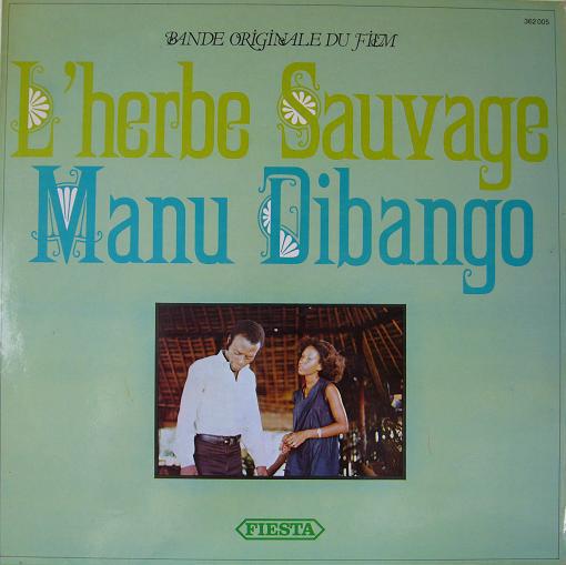 MANU DIBANGO - L'Herbe Sauvage cover