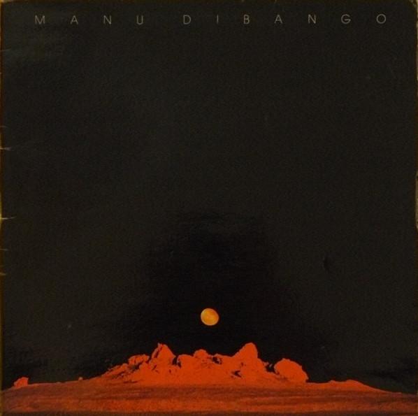 MANU DIBANGO - Manu Dibango (1978) cover