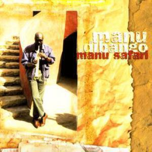 MANU DIBANGO - Manu Safari cover