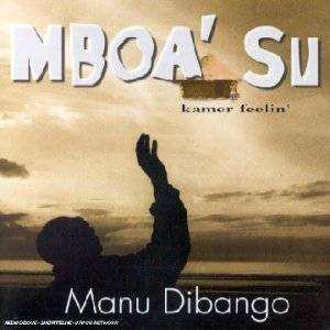 MANU DIBANGO - Mboa' Su Kamer Feelin' cover