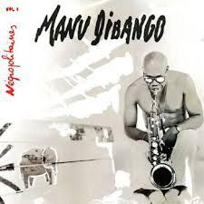 MANU DIBANGO - Négropolitaines Vol 1 cover