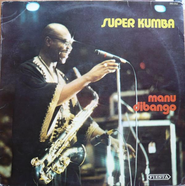 MANU DIBANGO - Super Kumba cover