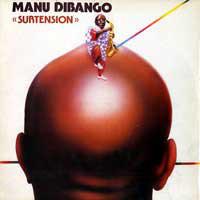 MANU DIBANGO - Surtension cover