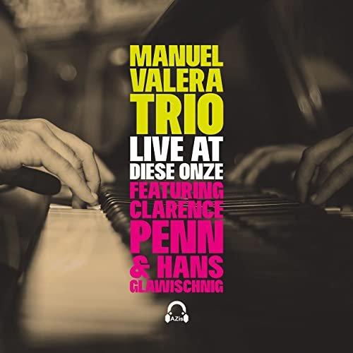 MANUEL VALERA - Live at Diese Onze cover