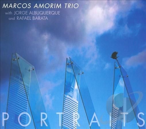 MARCOS AMORIM - Portraits cover