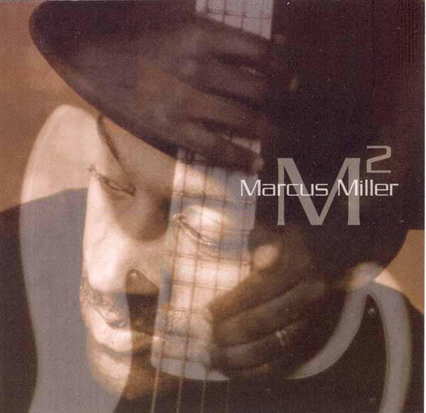MARCUS MILLER - M² cover