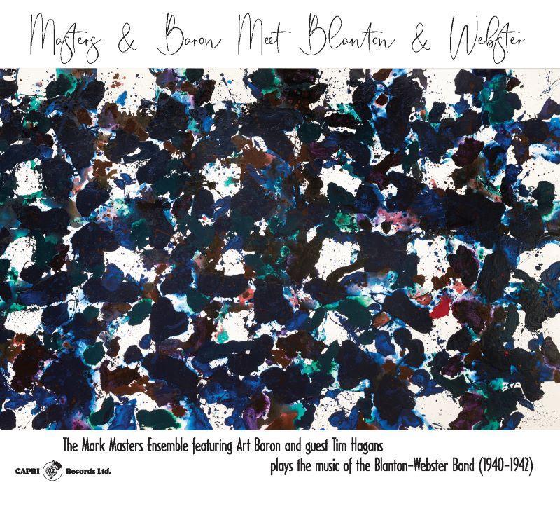 MARK MASTERS ENSEMBLE - Masters & Baron Meet Blanton & Webster cover