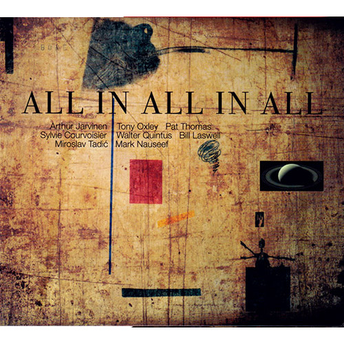 MARK NAUSEEF - All In All In all cover