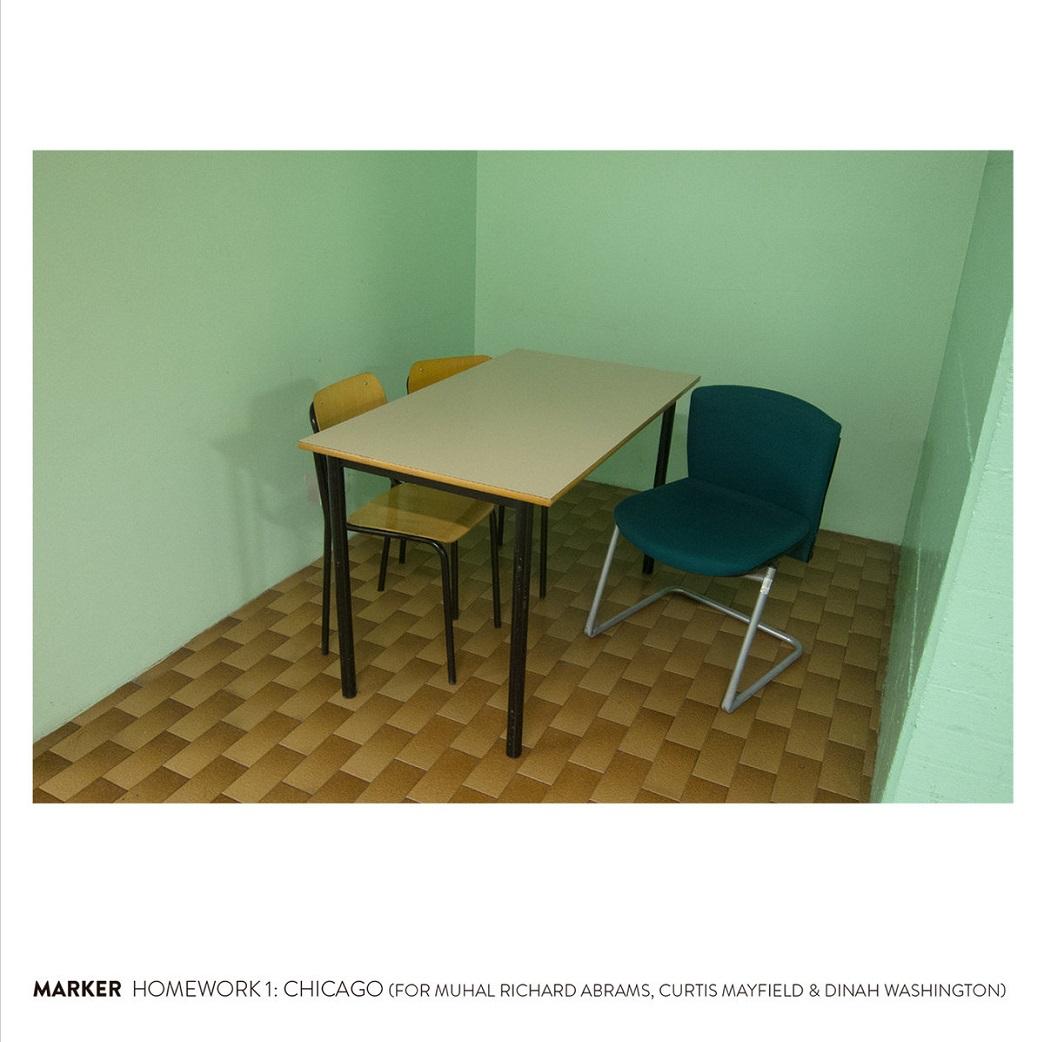 MARKER - Homework 1 : (For Muhal Richard Abrams, Curtis Mayfield & Dinah Washington) cover