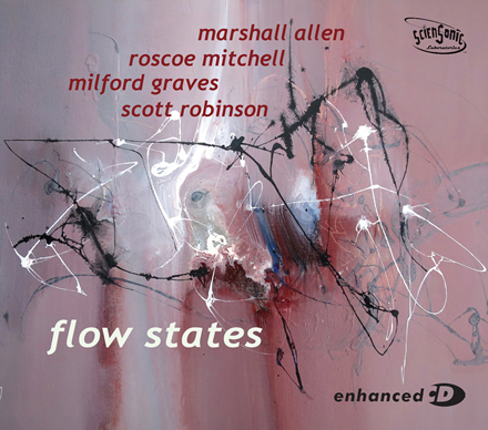 MARSHALL ALLEN - Flow States cover