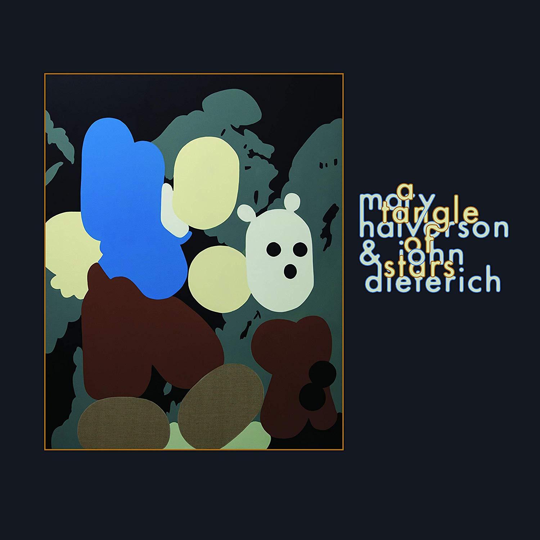 MARY HALVORSON - Mary Halvorson & John Dieterich : Tangle of Stars cover